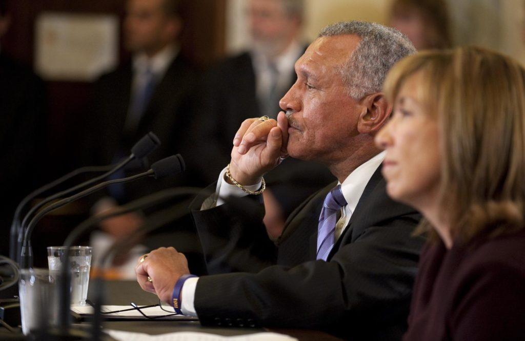 Charles Bolden Confirmation Hearing