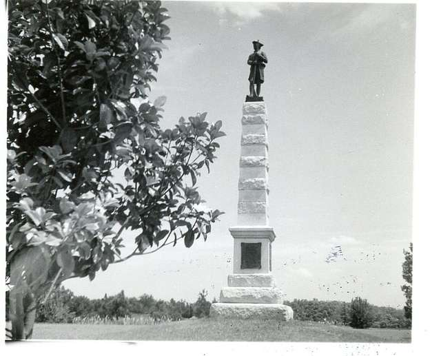 Alamance/Colonial/Hunter Monument