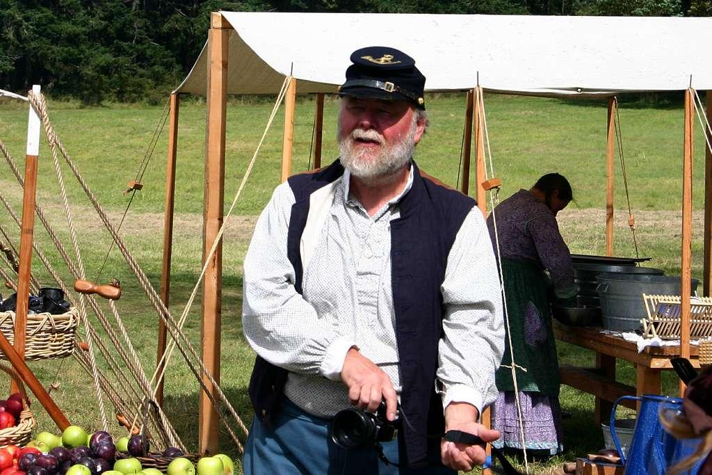 Blacksmith Ron