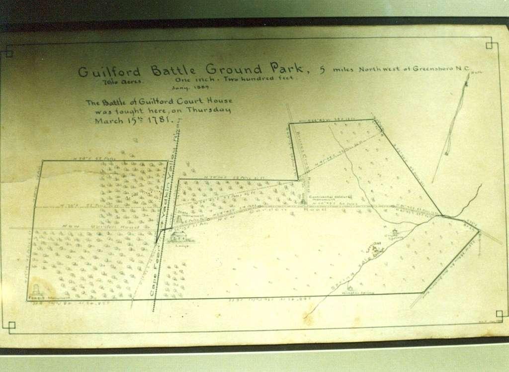 Guilford Battle-Ground Park