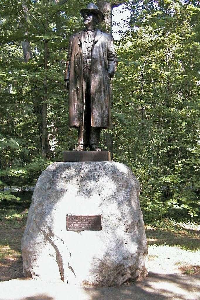 Joseph Morhead Monument
