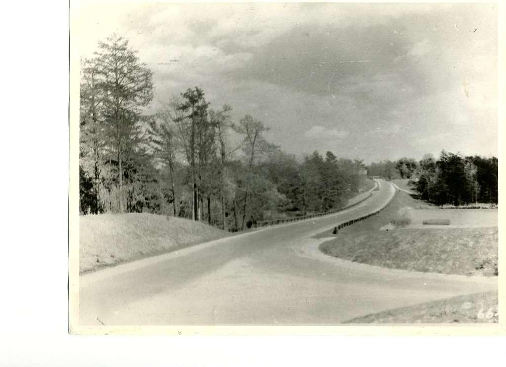 Lake Caldwell Dam 1938