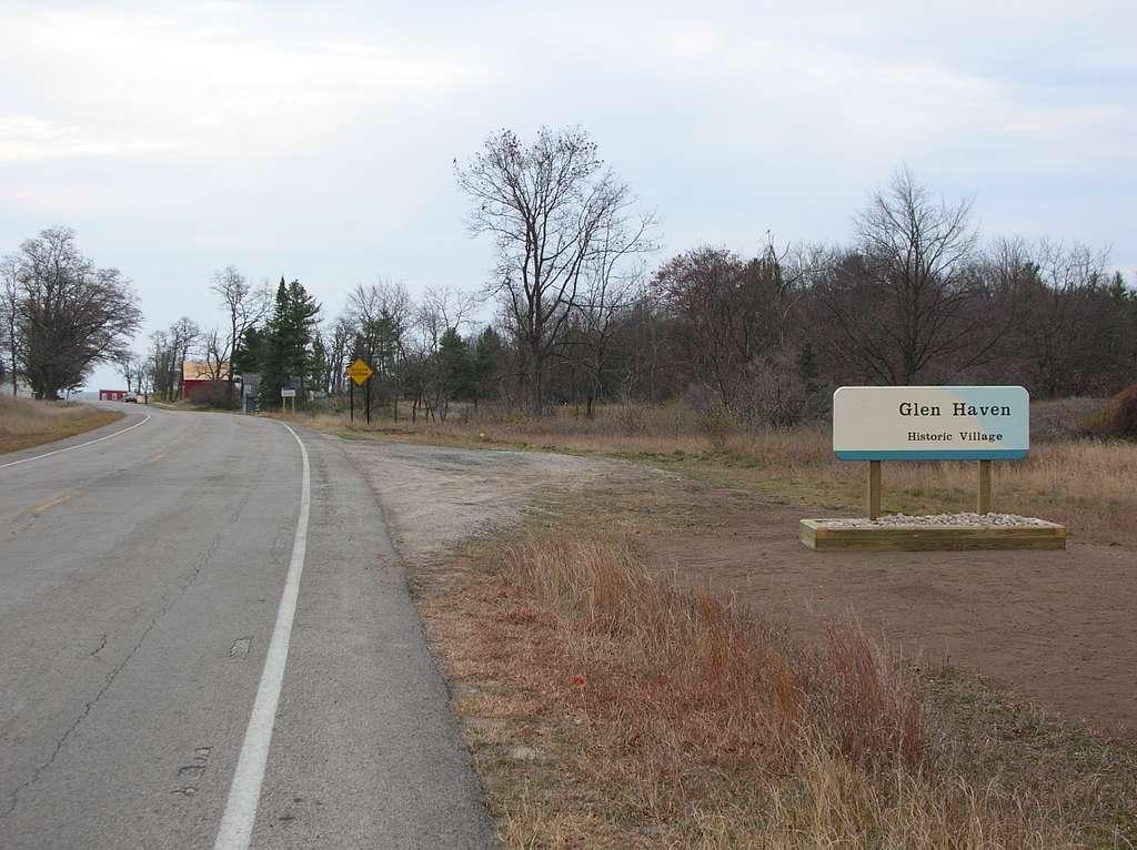 SLBE Glen Haven Sign