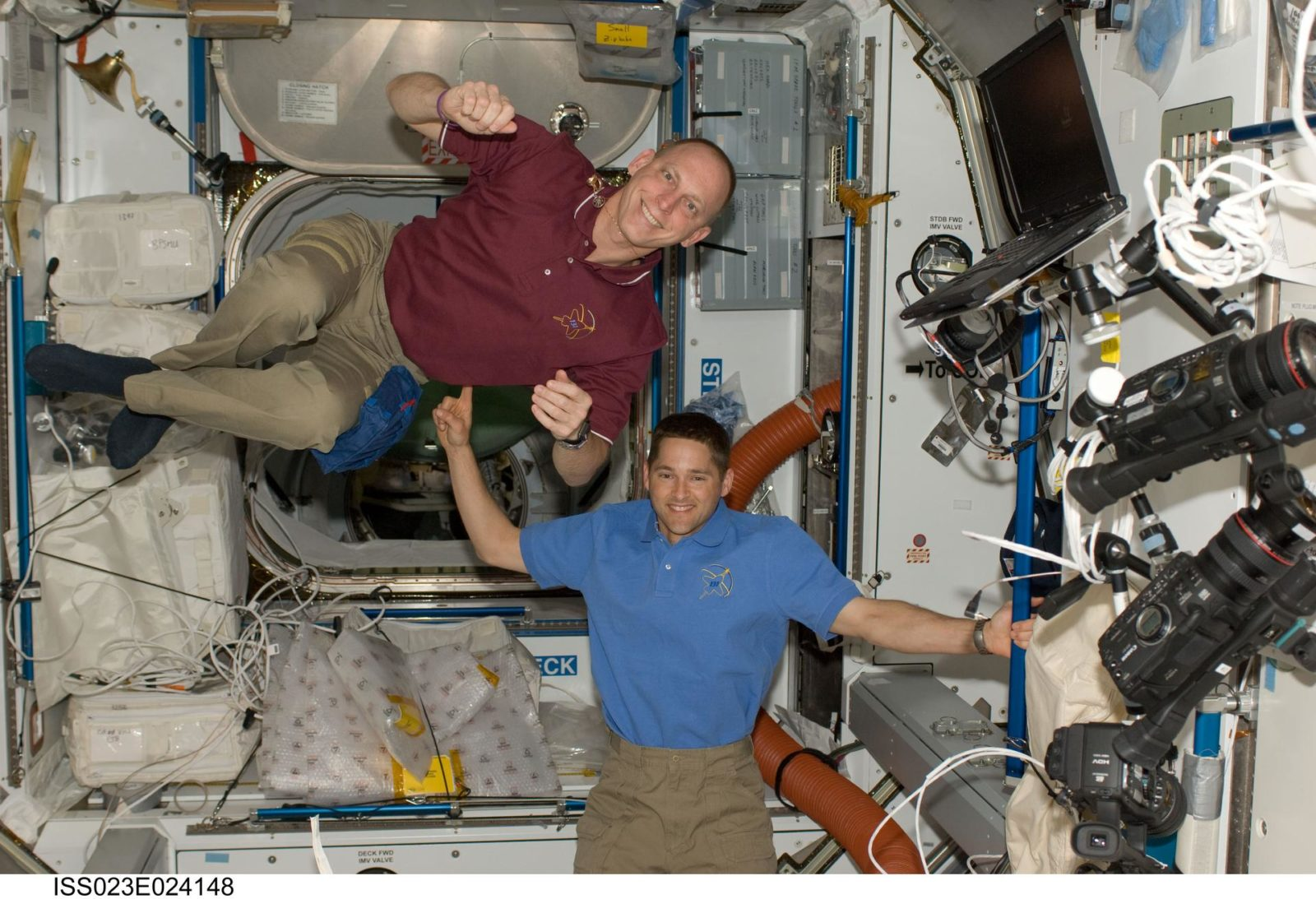 Anderson and Dutton in Node 2