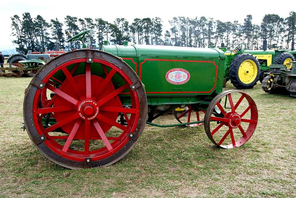 Peterbor Tractor