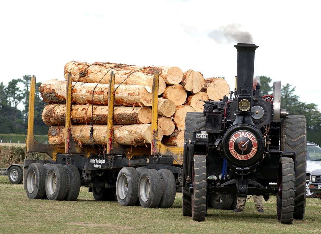 The Burrell Traction Engine (11)