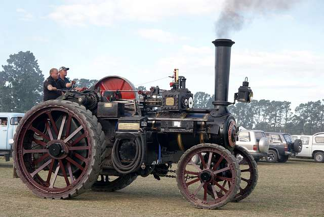 The Burrell Traction Engine (3)