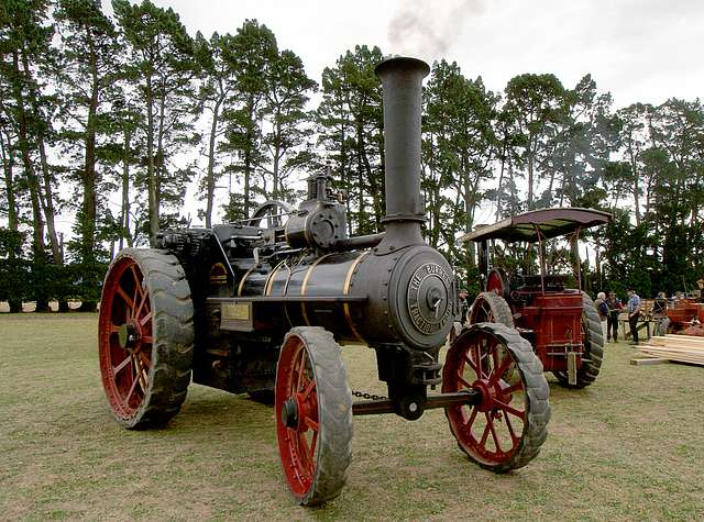 The Burrell Traction Engine (8)