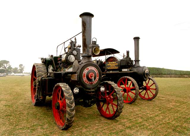 The Burrell Traction Engine (9)
