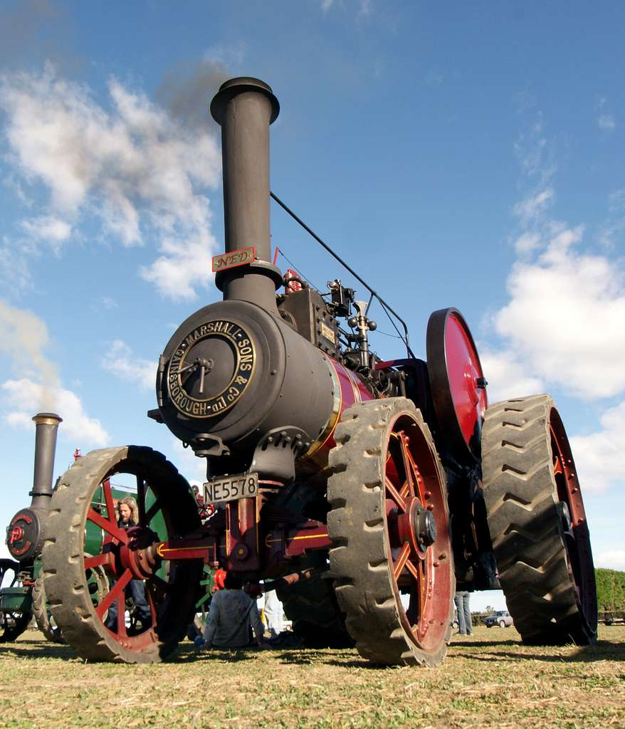 The Marshall Engine (5)