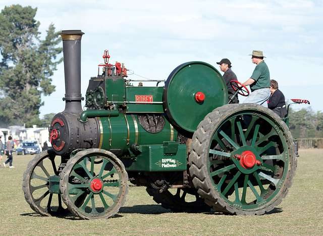 The Robey Traction Engine (11)