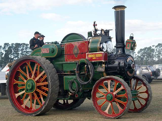 The Robey Traction Engine (7)