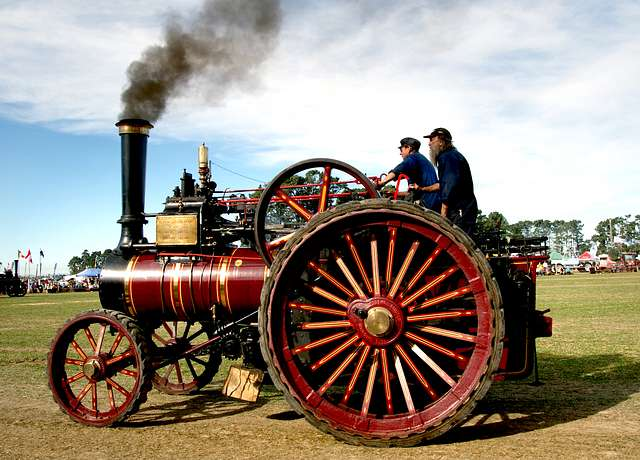 The Foden Traction Engine (3)
