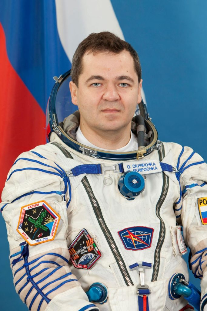 Expedition 25 portraits in Russia - Oleg Skripochka