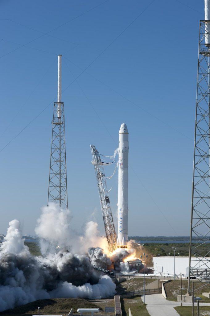 messenger spacecraft lift off - 681×1024