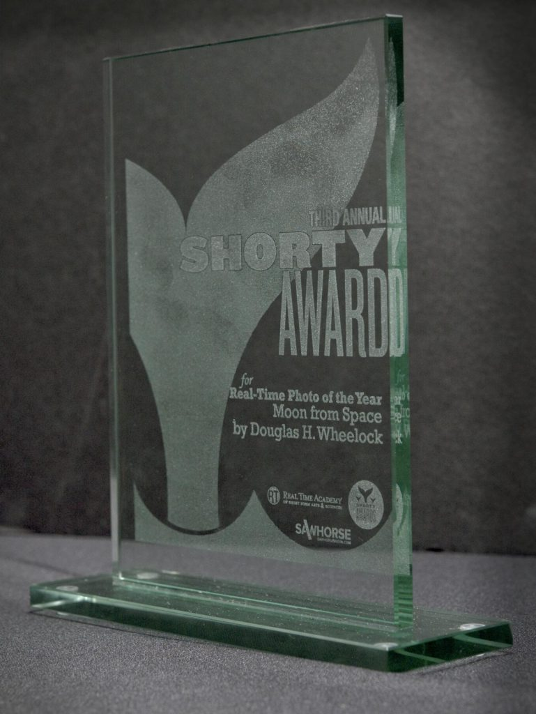 Wheels Shorty Award