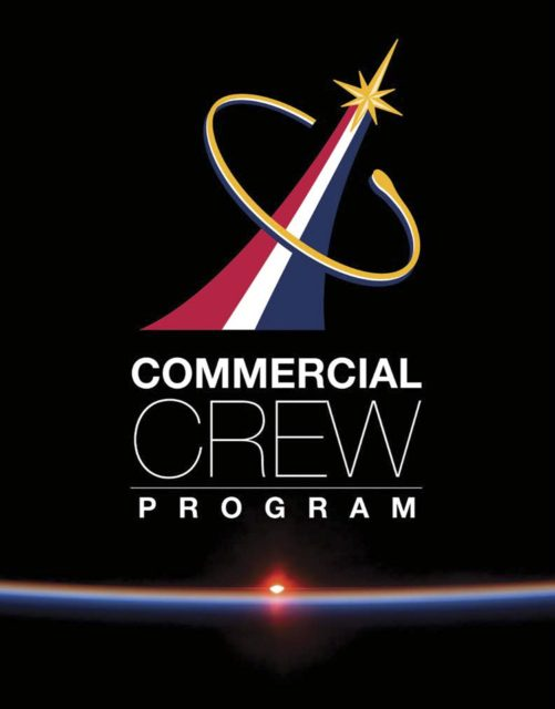 CAPE CANAVERAL, Fla. -- This is a printable poster with NASA's Commercial Crew Program (CCP) logo. CCP is leading NASA's effort of accelerating a United States-led capability to the International Space Station by investing in the design and development of the aerospace industry's crew transportation systems. The goal of CCP is to drive down the cost of space travel as well as open up space to more people than ever before by balancing industry's own innovative capabilities with NASA's 50 years of human spaceflight experience. For more information, visit www.nasa.gov/commercialcrew KSC-2012-1011