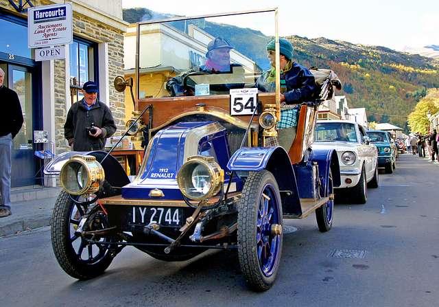 Renault 1912.