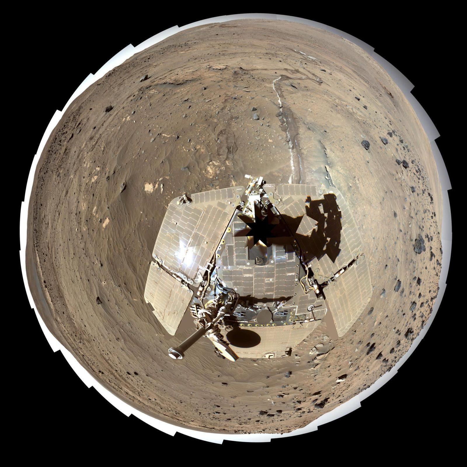 mars rover spirit - 946×710