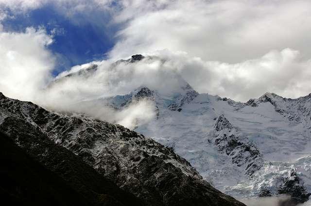 Mt Sefton NZ.