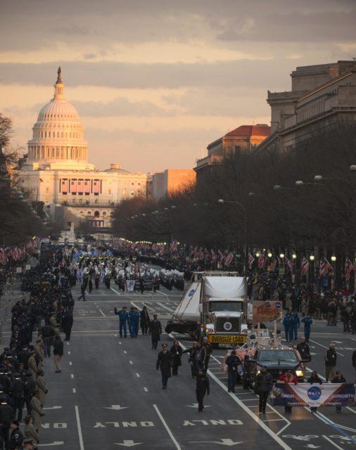 2013 Inaugural Parade