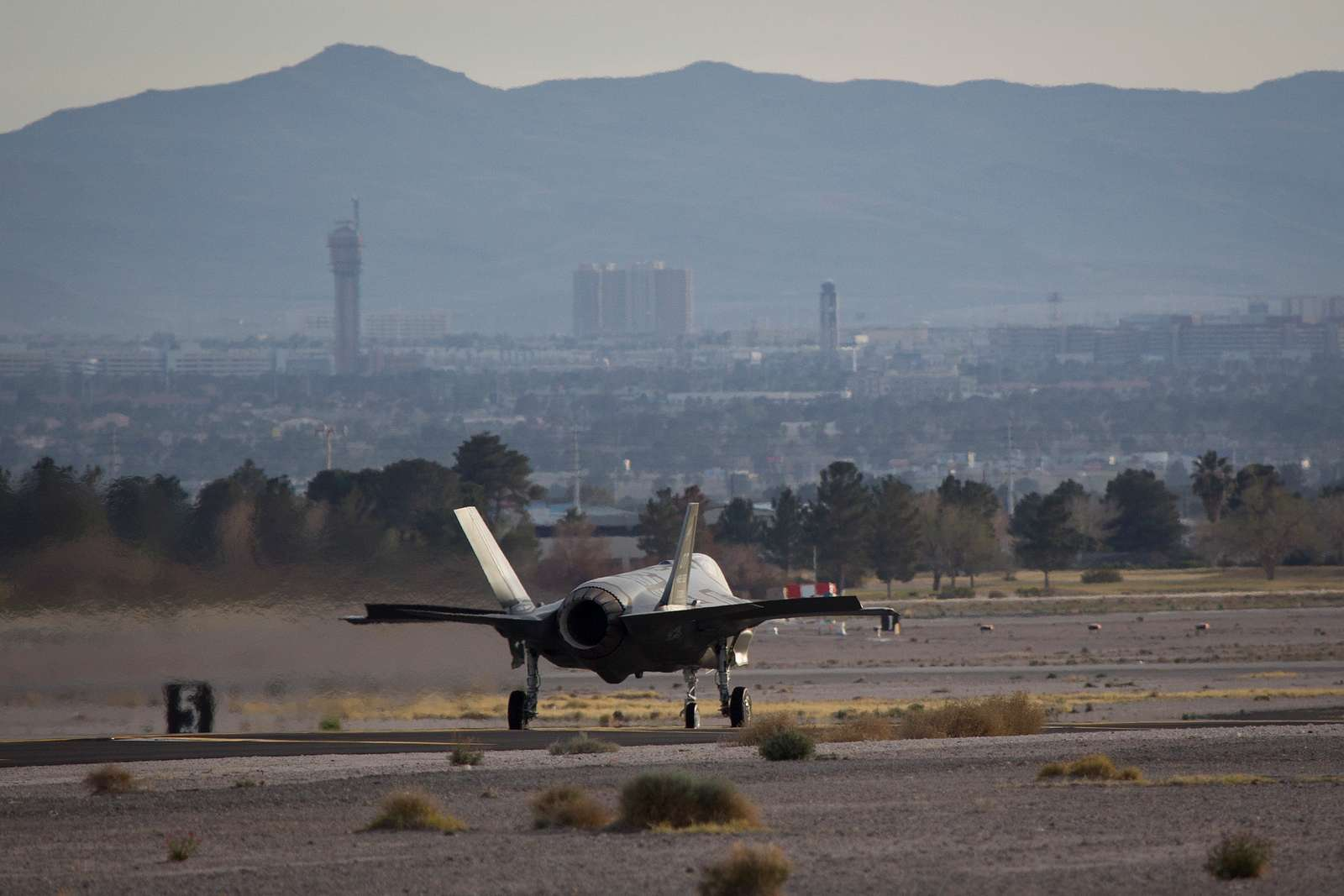 First Lockheed Martin F-35 Lightning IIs delivered to Nellis Air Force Base  3-7-13