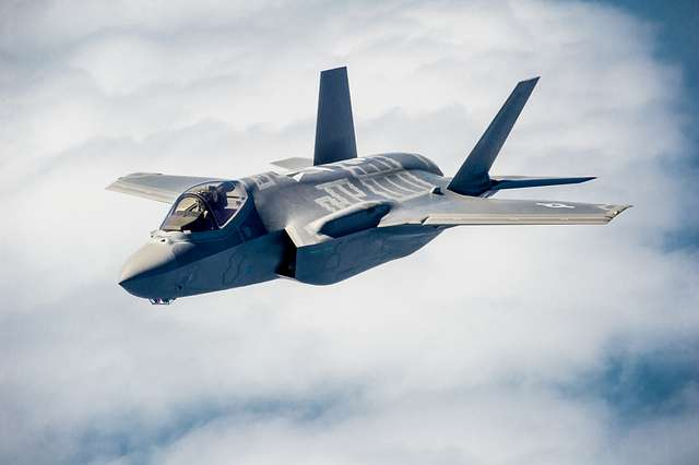 "Lockheed Martin F-35A ""Lightning II"" Joint Strike Fighter"