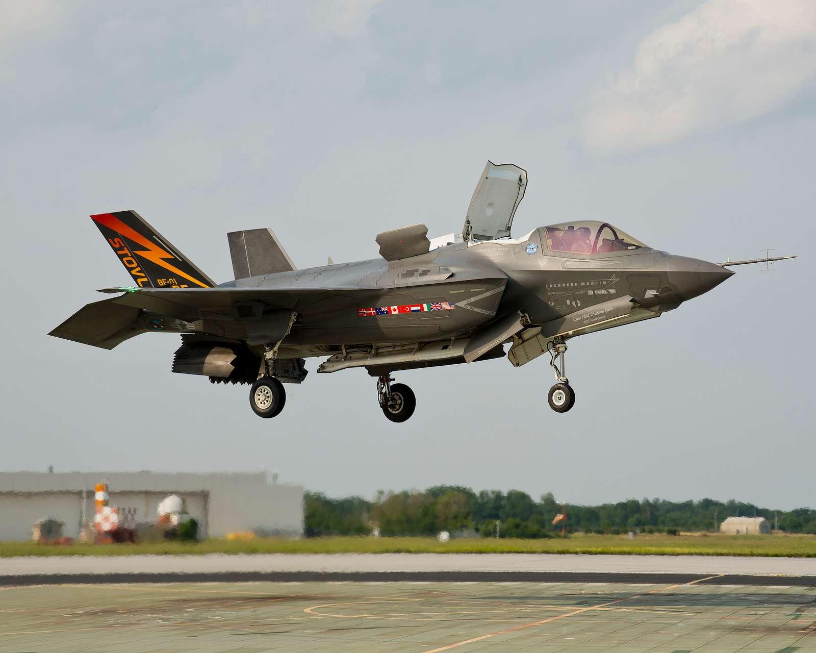 Lockheed Martin BF-01 F-35