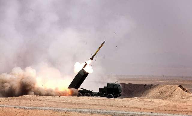 Rockets in Afghanistan