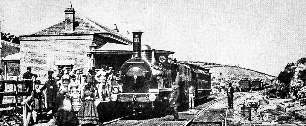 NSWGR Locomotive Class 10