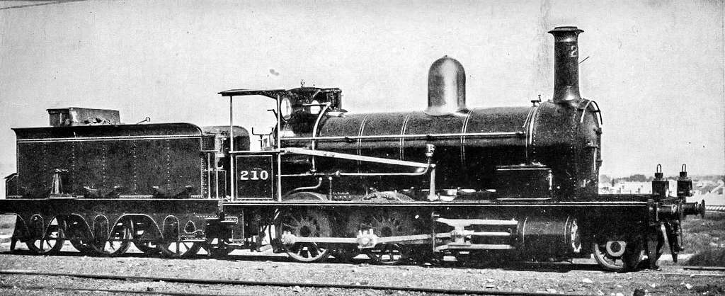 NSWGR Locomotive Class B.205