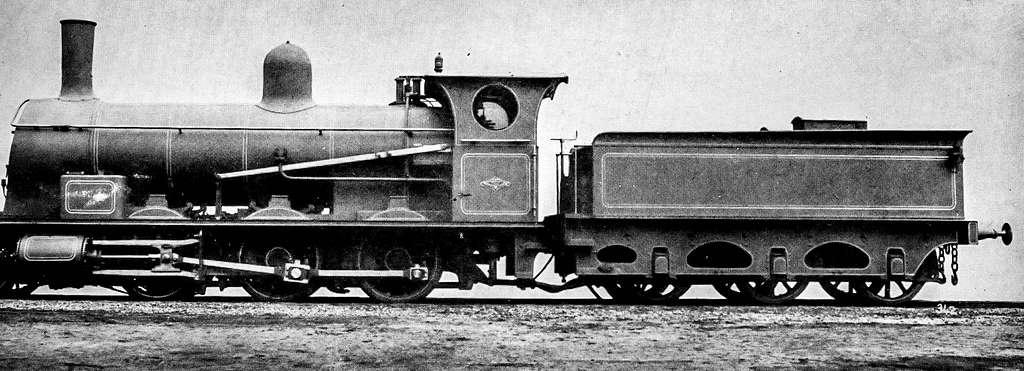 NSWGR Locomotive Class B.55