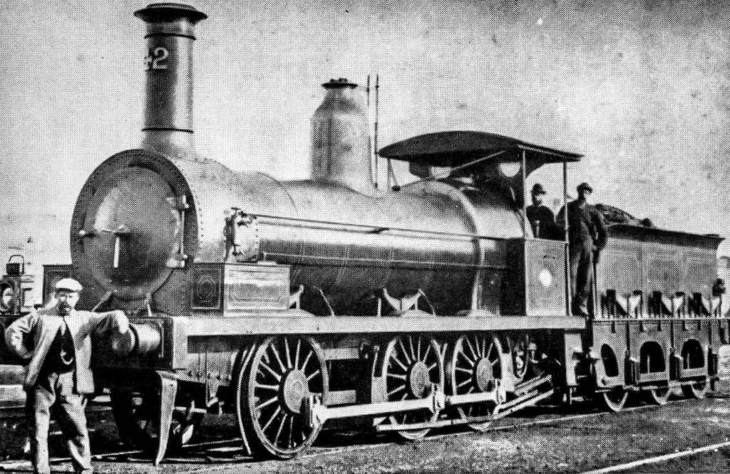 NSWGR Locomotive Class E.17 c