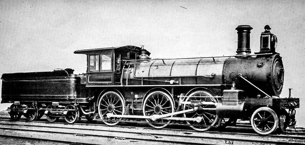 NSWGR Locomotive L.304