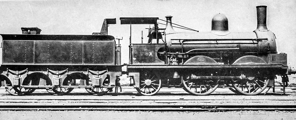 NSWGR Locomotive M.36
