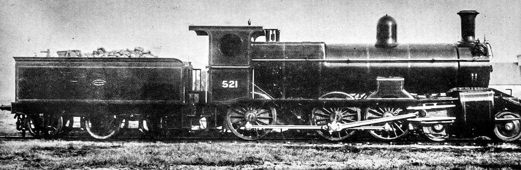 NSWGR Locomotive P.6