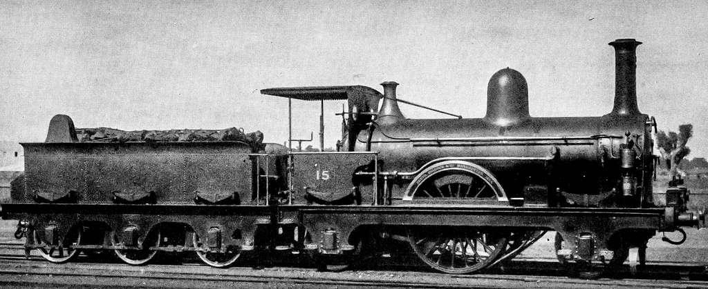 NSWGR Locomotive T.14 Class