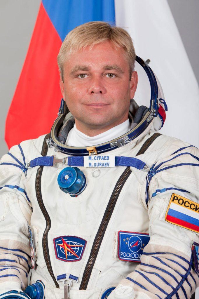 Official GCTC portrait of Expedition 38/39 backup Soyuz Commander Max Suraev Photo credit:  Gagarin Cosmonaut Training Center jsc2013e090067