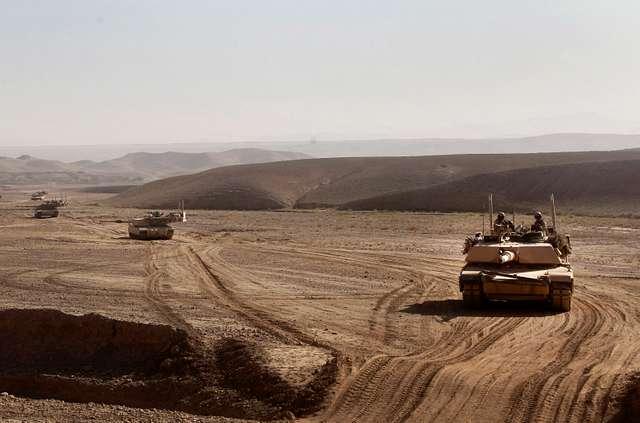 Tank Cavalcade
