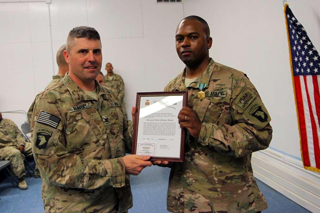 U.S. Army Sgt. 1st Class Danielle A. Whitaker (canter),
