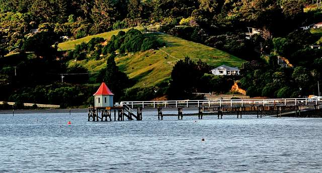 French Bay Akaroa.NZ.
