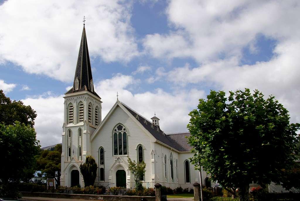 Trinity Church Community Halls.Nelson.