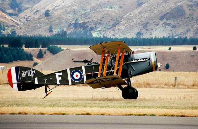 Bristol F.2 Fighter (replica)