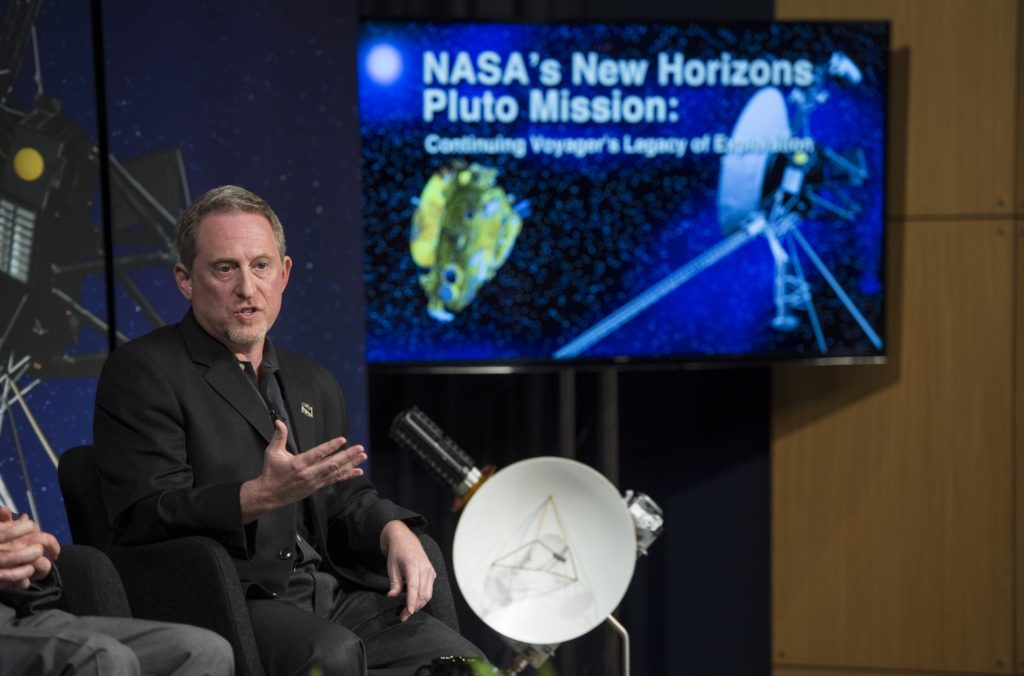 New Horizons Event: The First Mission to the Pluto System