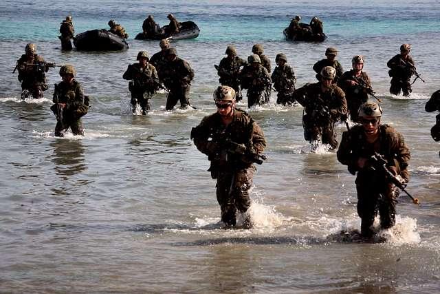 Amphibious Invasion