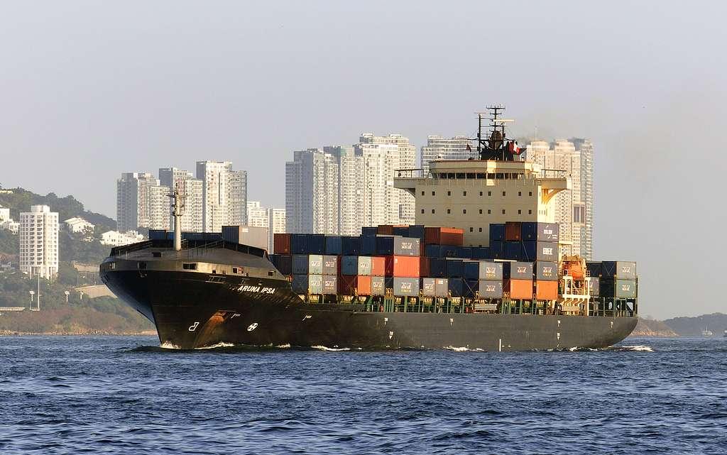 ARUNA IPSA (Container Ship)