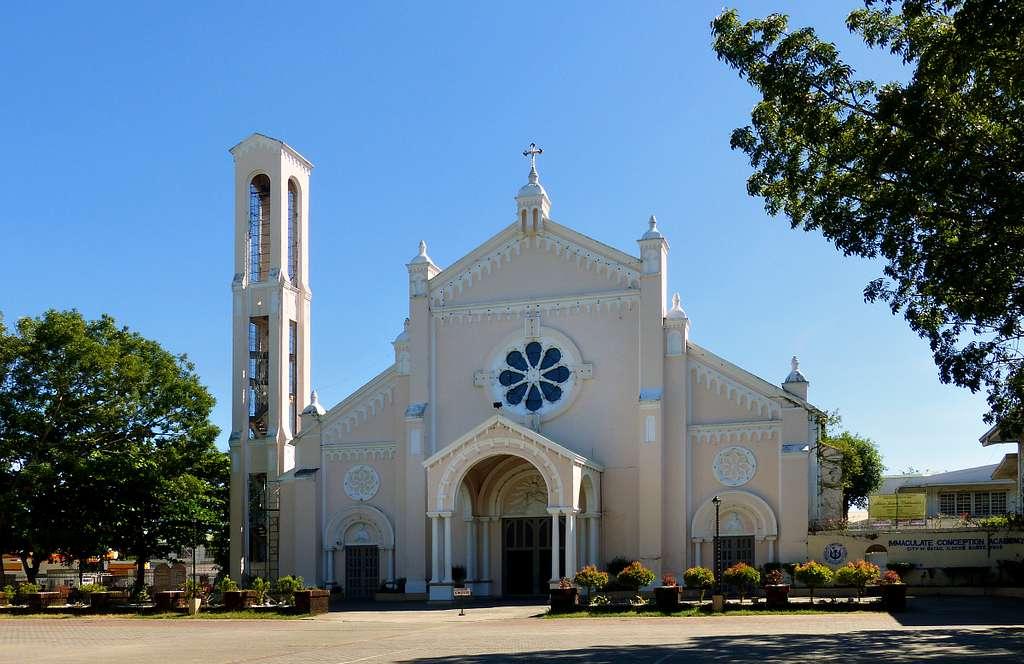 Immaculate Conception Parish Church (Batac, Ilocos Norte)