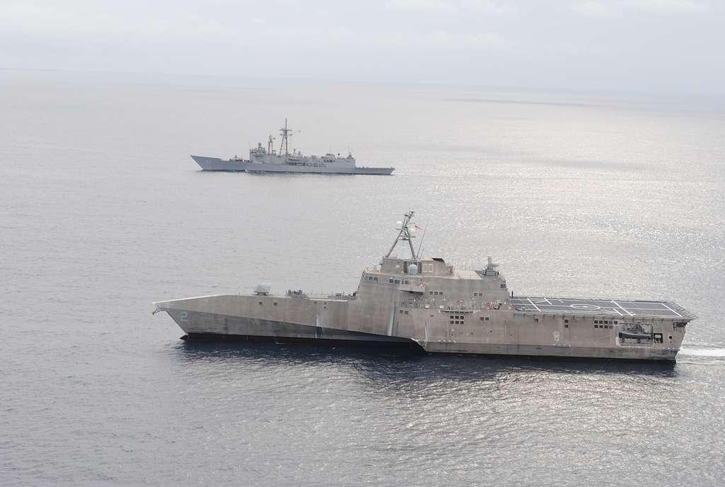 EASTERN PACIFIC (Jan. 6, 2015) - USS Gary (FFG 51)