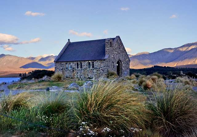 Church.Lake Tekapo.NZ