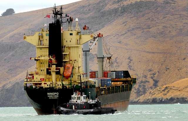 NINGPO General Cargo .